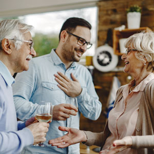 Senior Living Success Telling the Kids About Your Move